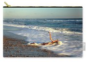 Driftwood In The Surf Carry-all Pouch