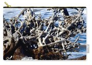 Driftwood Lace Carry-all Pouch