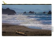 Driftwood Log Carry-all Pouch