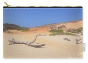 Driftwood On Boca Keto's Secluded Beach Carry-all Pouch