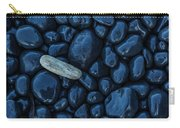 Driftwood Piece On The Shore Carry-all Pouch
