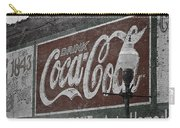 Drink Coca Cola Roanoke Virginia Carry-all Pouch