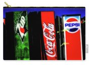 Drink Vending Machines Carry-all Pouch