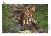 Drinking Tiger Carry-all Pouch