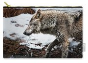 Drinking Wolf Carry-all Pouch