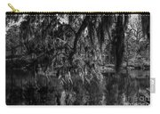 Drippin With Spanish Moss At Middleton Place Carry-all Pouch