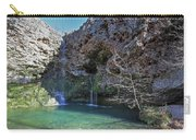 Dripping Springs Falls Carry-all Pouch