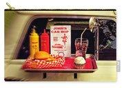 John's Car Hop Carry-all Pouch