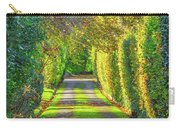 Drive Into Autumn Carry-all Pouch