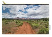 Drive To Loy Canyon, Sedona, Arizona Carry-all Pouch