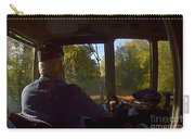 Drivers Eye View Carry-all Pouch