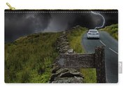 Driving Into The Storm Carry-all Pouch