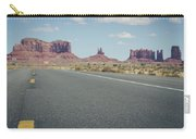 Driving Monument Valley Carry-all Pouch
