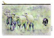 Driving Sheep Carry-all Pouch