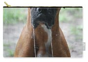 Drool To The Extreme Carry-all Pouch by DigiArt Diaries by Vicky B Fuller