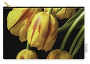 Drooping Tulips Carry-all Pouch