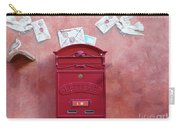 Drop Me A Letter Mr. Postman Carry-all Pouch