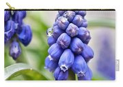 Drops Met Hyacinth Carry-all Pouch