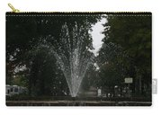 Drops Of Fountain Carry-all Pouch