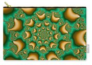Drops Of Gold Carry-all Pouch