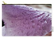 Drops Of Pink Carry-all Pouch