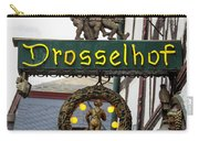 Drosselhof Neon Sign Carry-all Pouch
