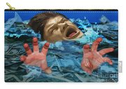 Drowning In Wealth Carry-all Pouch