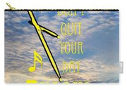 Drum Percussion Fine Art Photographs Art Prints 5021.02 Carry-all Pouch