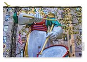 Drummer Boy  In Rockefeller Center Carry-all Pouch