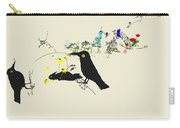 Drunkin Birds Come Calling Carry-all Pouch