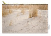 Dry Dune Grass Plants Carry-all Pouch
