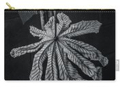 Dry Leaf Collection Bnw 2 Carry-all Pouch