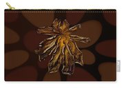 Dry Leaf Collection Psychedelic Carry-all Pouch