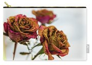 Dry Roses Carry-all Pouch
