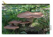 Dryad's Saddle Fungus Carry-all Pouch