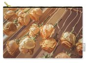 Drying Roses Carry-all Pouch