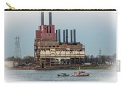 Dte Power Plant  Carry-all Pouch
