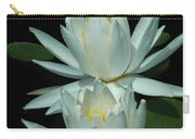 Dual Lilies Carry-all Pouch