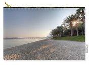 Dubai Beach Sunset Carry-all Pouch