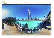 Dubai Burj Khalifa Panorama Carry-all Pouch