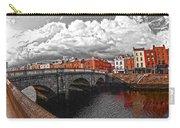 Dublin's Fairytales Around Grattan Bridge 2 V3 Carry-all Pouch