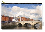 Dublin's Fairytales Around  River Liffey 3 Carry-all Pouch