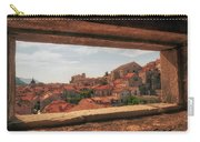Dubrovnik City In Southern Croatia Carry-all Pouch