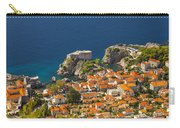 Dubrovnik Fortress From Above Carry-all Pouch