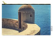 Dubrovnik Fortress Wall Tower Carry-all Pouch