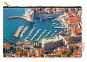 Dubrovnik From Above Carry-all Pouch