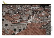 Dubrovnik Rooftops #3 Carry-all Pouch