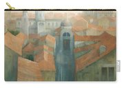 Dubrovnik Rooftops Carry-all Pouch by Steve Mitchell