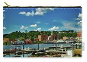 Dubuque Harbor Carry-all Pouch