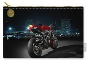 Ducati By Moonlight Carry-all Pouch